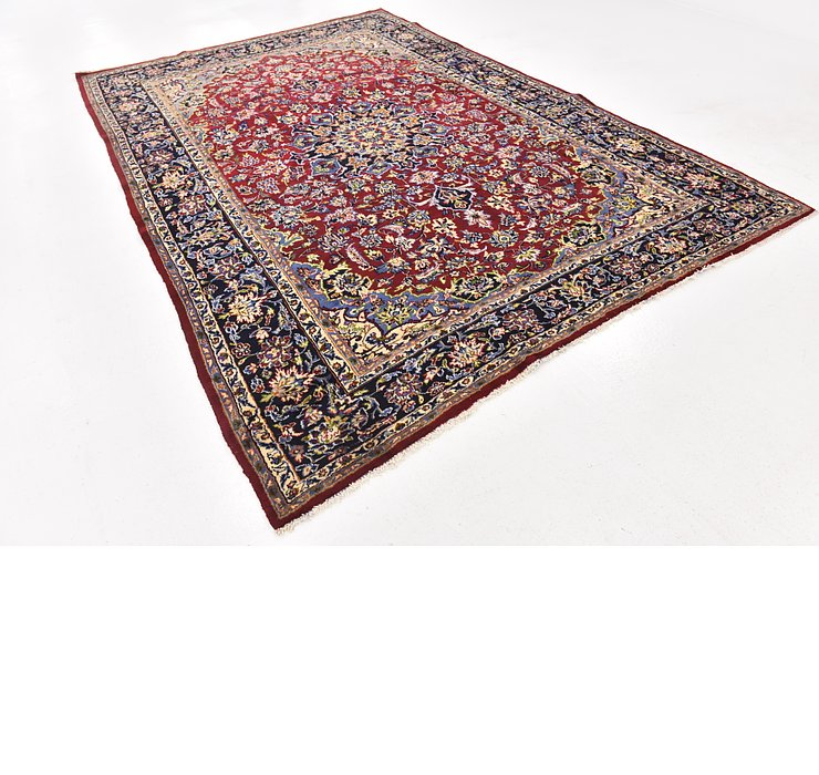 7' 10 x 11' 8 Isfahan Persian Rug