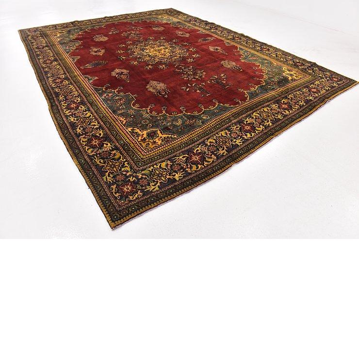 10' 4 x 13' 8 Tabriz Persian Rug