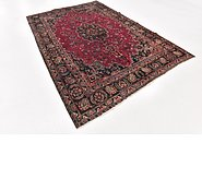 Link to 6' 3 x 9' 6 Mashad Persian Rug