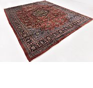 Link to 9' 10 x 13' 9 Sarough Persian Rug