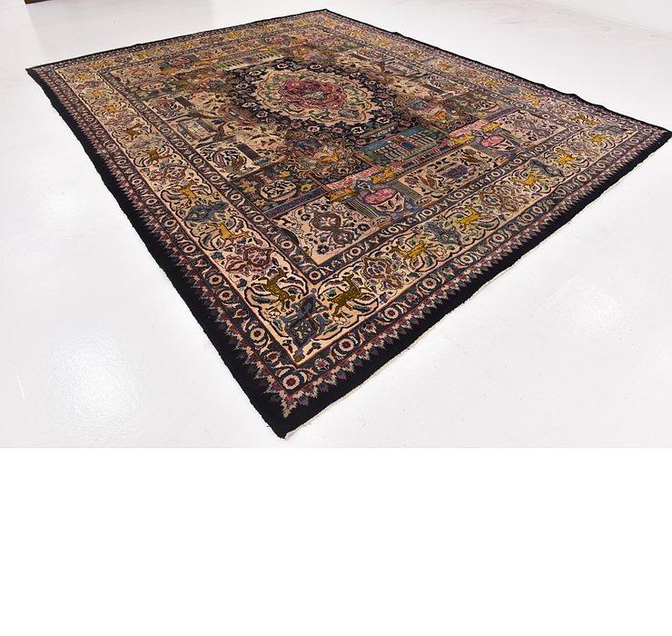 10' x 12' 2 Kashmar Persian Rug