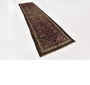 Link to 3' 5 x 14' 3 Hossainabad Persian Runner Rug