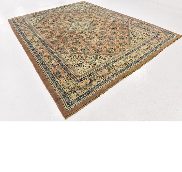 9' 4 x 12' 3 Farahan Persian Rug