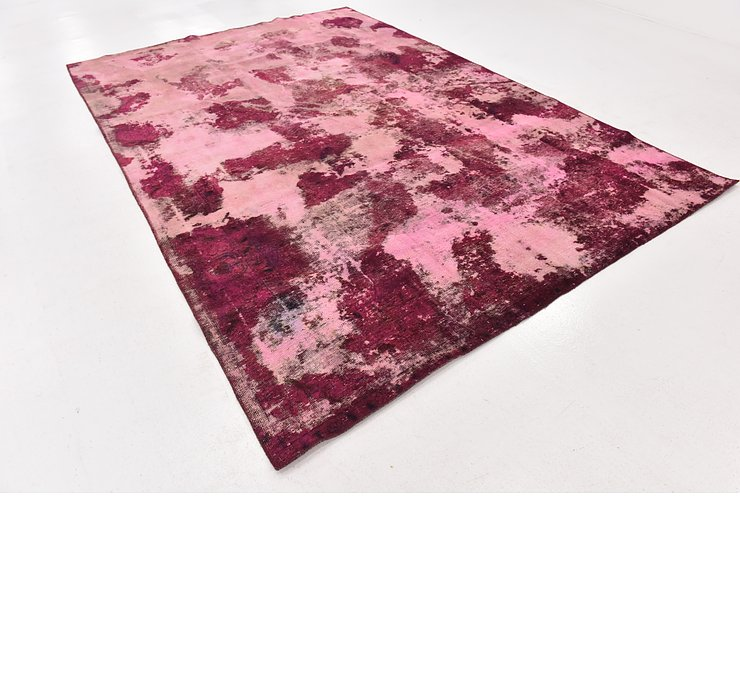 7' 10 x 11' 6 Ultra Vintage Persian Rug