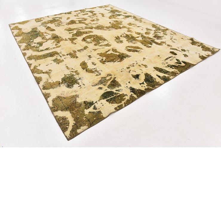 9' 6 x 11' 2 Ultra Vintage Persian Rug