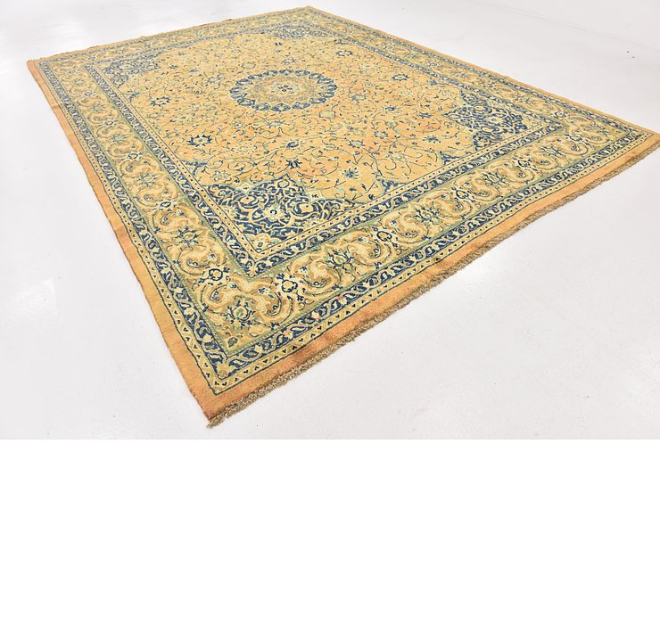 10' x 13' 3 Mahal Persian Rug