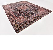 Link to 9' 3 x 12' Kashmar Persian Rug