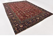 Link to 8' 8 x 12' 5 Tabriz Persian Rug