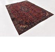 Link to 7' 2 x 9' 10 Mashad Persian Rug