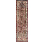 Link to 3' 7 x 12' 9 Farahan Persian Runner Rug