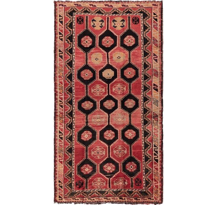 4' 9 x 8' 9 Shiraz Persian Rug