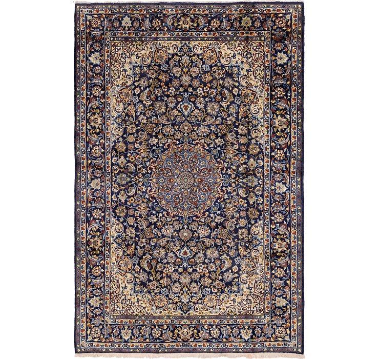 8' 3 x 12' 2 Kashan Persian Rug