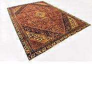 Link to 7' 10 x 11' 2 Hamedan Persian Rug