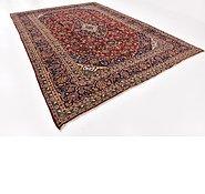 Link to 9' 5 x 13' 2 Kashan Persian Rug