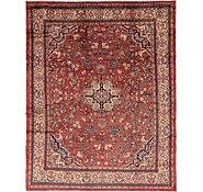 Link to 10' 9 x 13' 7 Meshkabad Persian Rug