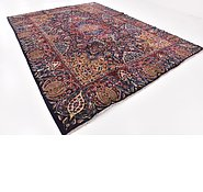 Link to 9' 9 x 12' 10 Kashmar Persian Rug