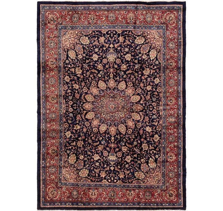 9' x 12' 2 Mahal Persian Rug