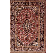 Link to 6' 5 x 9' 6 Kashan Persian Rug