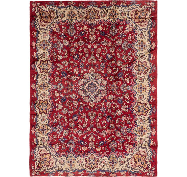 9' 10 x 13' 4 Meshkabad Persian Rug