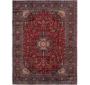 Link to 9' 5 x 12' 5 Mashad Persian Rug