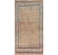 Link to 4' 6 x 8' 5 Hamedan Persian Rug