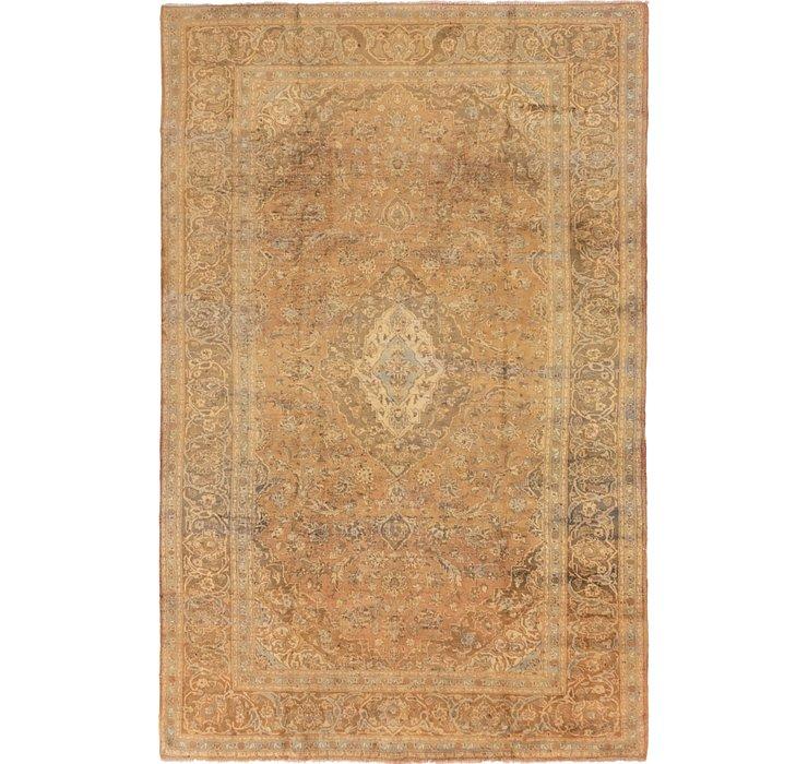 8' x 12' 2 Mashad Persian Rug