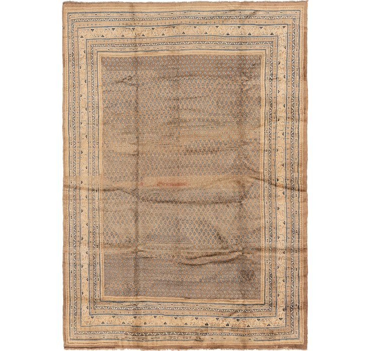 HandKnotted 7' 9 x 11' 2 Botemir Persian Rug
