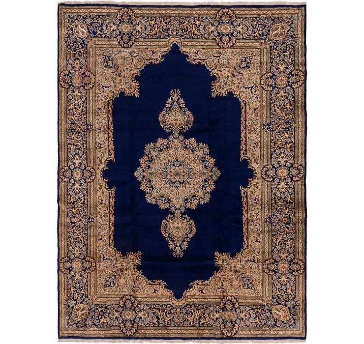 HandKnotted 9' 10 x 13' 2 Kerman Persian Rug