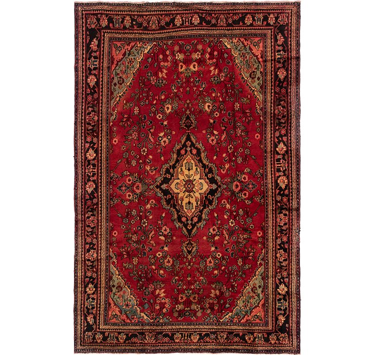 7' 8 x 11' 5 Liliyan Persian Rug