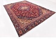 Link to 8' 5 x 12' Mashad Persian Rug