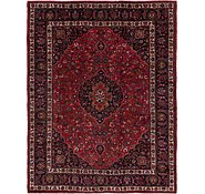 Link to 10' 2 x 13' 3 Mashad Persian Rug
