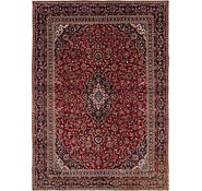 Link to 8' 9 x 12' Mashad Persian Rug