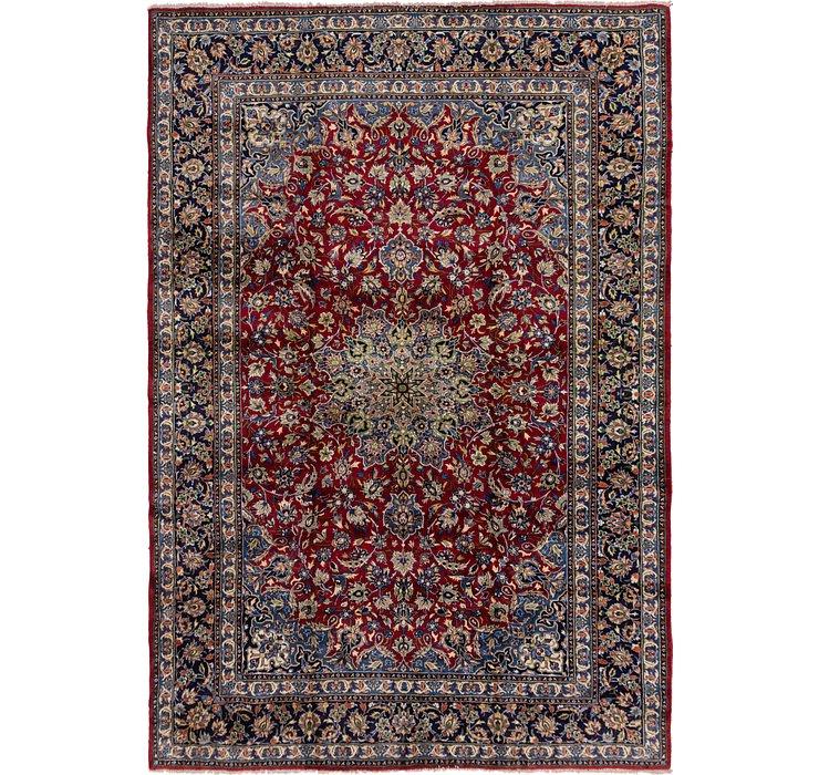 10' x 13' 10 Isfahan Persian Rug