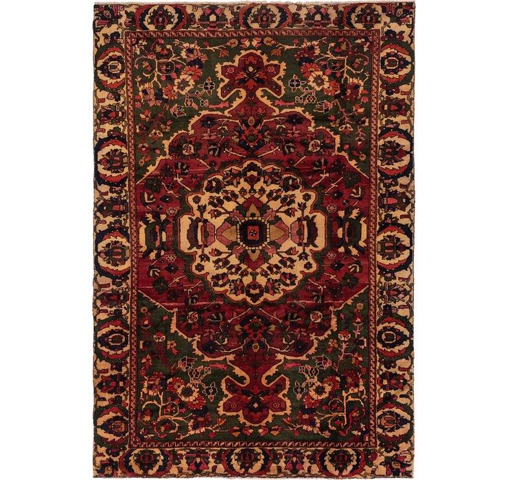 6' 3 x 9' 7 Bakhtiar Persian Rug