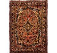 Link to 7' 2 x 9' 9 Hamedan Persian Rug