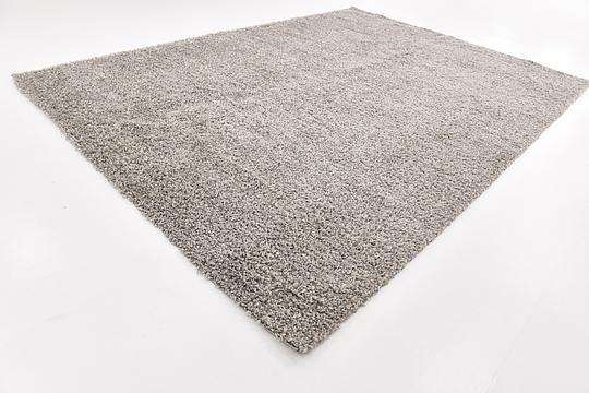 Gray 10 X 14 Solid Shag Rug Area Rugs Esalerugs