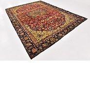 Link to 8' 7 x 12' 6 Isfahan Persian Rug