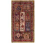 Link to 135cm x 260cm Mahal Persian Runner Rug