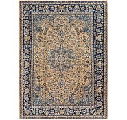Link to 9' 6 x 12' 5 Isfahan Persian Rug