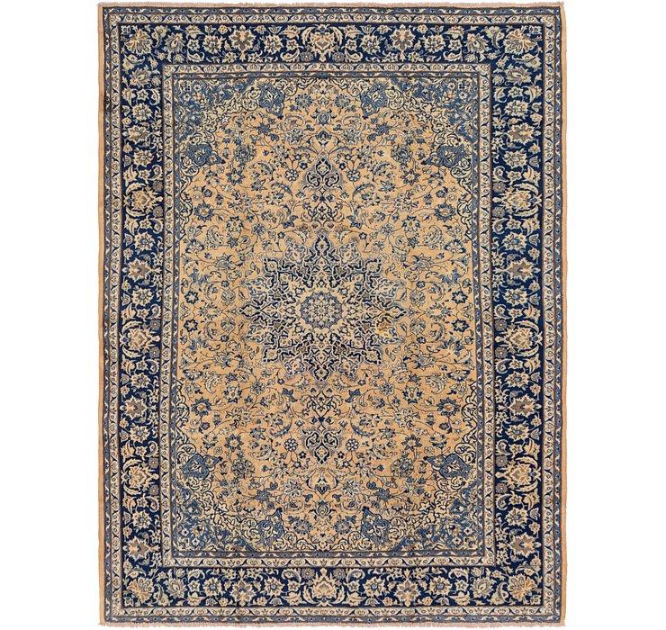 9' 6 x 12' 5 Isfahan Persian Rug