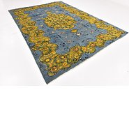 Link to 8' x 10' Kashan Persian Rug