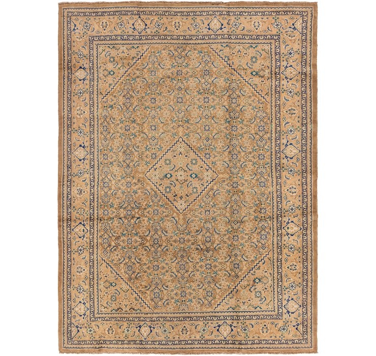 318cm x 417cm Farahan Persian Rug