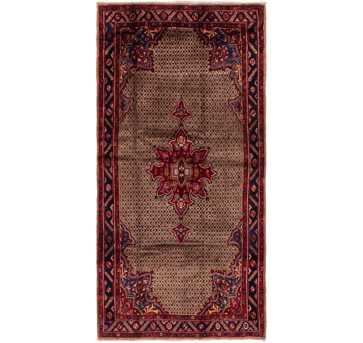 160cm x 323cm Songhor Persian Runner ...