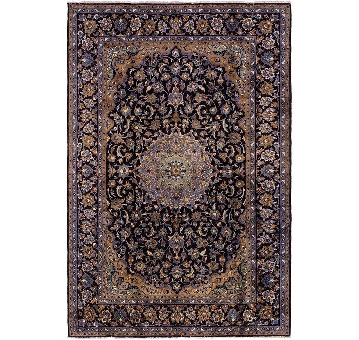 7' 8 x 11' 5 Kashan Persian Rug