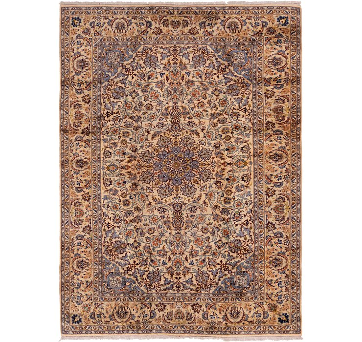 9' 9 x 13' 4 Mashad Persian Rug