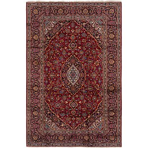 Link to 245cm x 373cm Kashan Persian Rug page