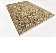 Link to 7' 7 x 10' 8 Kashan Persian Rug
