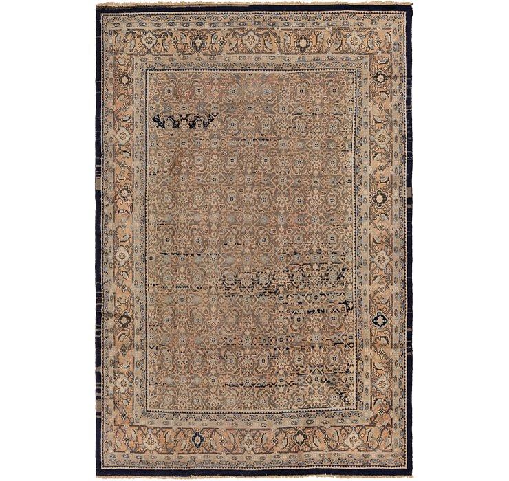 9' 3 x 13' 10 Farahan Persian Rug