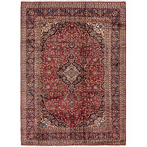 Link to 245cm x 335cm Kashan Persian Rug page