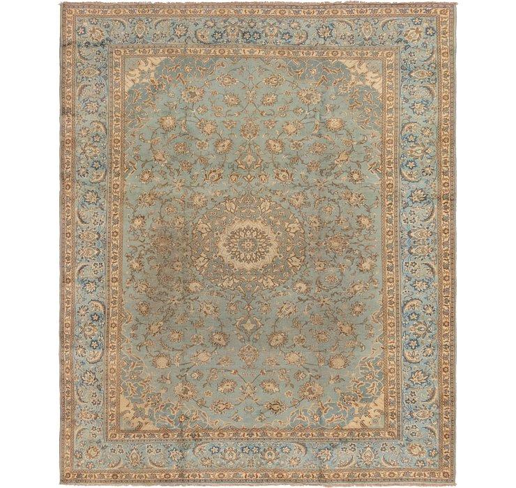 10' 2 x 12' 4 Isfahan Persian Rug